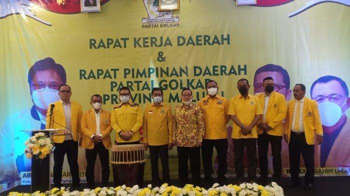 Golkar Siapkan Nama Cagub Maluku, Ada Jeffry Apoly Rahawarin hingga Mukti Keliobas