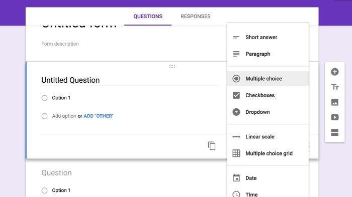 Cara Membuat Google Form Lewat Android Ios Dan Komputer Ikuti Langkahnya Halaman All Tribun Ambon