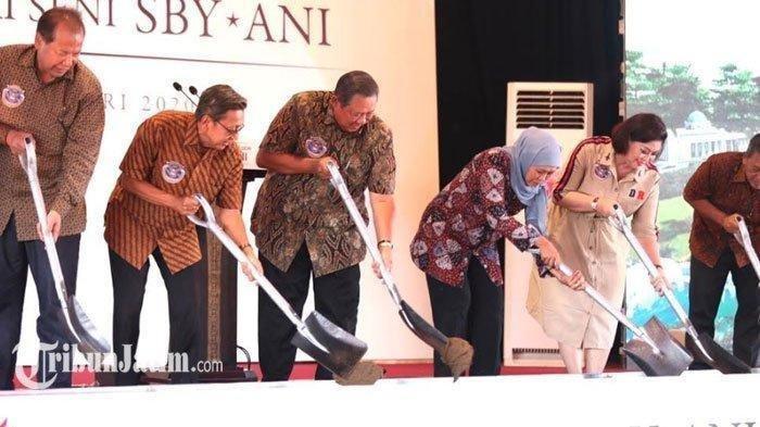 Penjelasan Soal Dana Museum SBY di Pacitan, Demokrat: Bukan Permintaan SBY