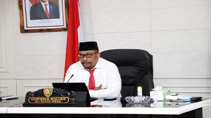 Paripurna, Gubernur Maluku Uraikan Ranperda Perubahan APBD 2020: Defisit Ditutup