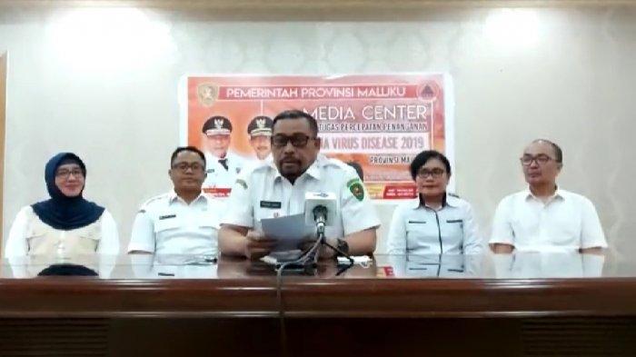 Pasien Positif Covid-19 di Maluku Sembuh, Murad Ismail: Perjuangan Lawan Corona Belum Berakhir