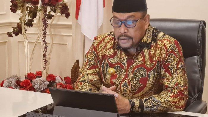 Bicara Soal Penyumbang Ekspor, Pernyataan Murad Ismail Bikin Olly Dondokambey Tertawa