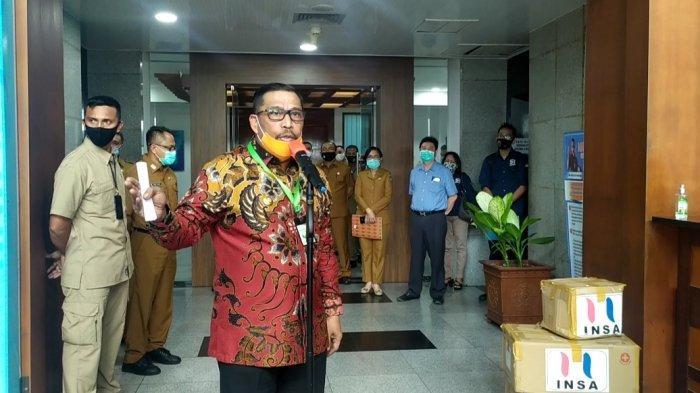 Gubernur Murad Ismail: Bagaimana Kalau Pasien Covid-19 Dipulangkan ke Rumah Kalian? Saya Ongkosin