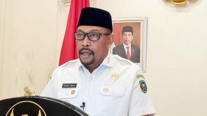 Murad Ismail Minta Dukungan DPRD Sukseskan Pembangunan LIN dan Ambon New Port