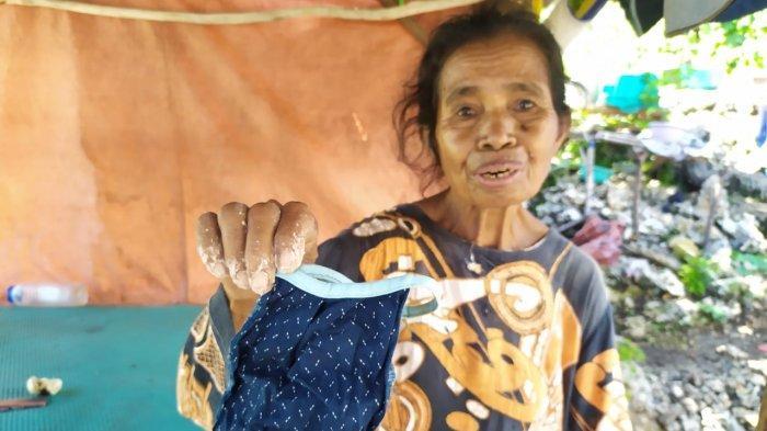 Nasib Warga Pengungsian di Desa Liang Maluku saat Pandemi Covid-19, Pakai Masker Bergantian