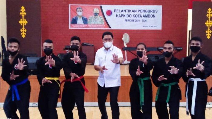 Baru Dilantik, Hapkido Indonesia Cabang Ambon Siap Bersaing