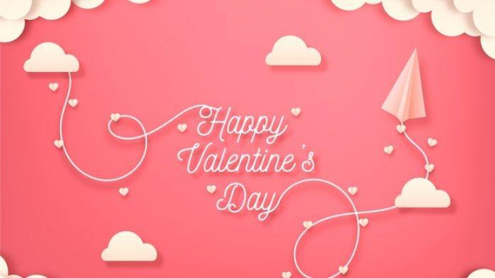Kumpulan Ucapan Hari Valentine untuk Dikirim ke Pasangan atau Jadikan Status di Media Sosial