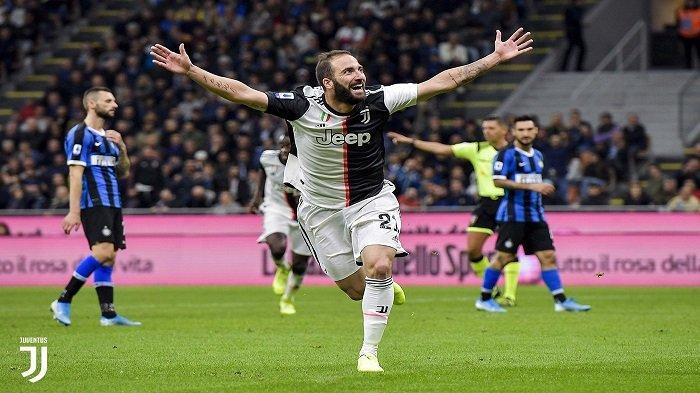 Hasil Lengkap Liga Italia, Juventus Kembali ke Puncak, Inter Milan Keok