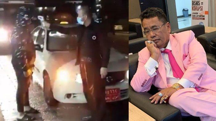 Waspada Corona, Sopir Taksi Cek Suhu Penumpang, Hotman Paris Bandingkan dengan Bandara di Indonesia