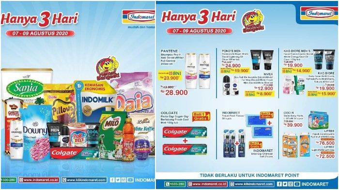 Katalog Promo JSM Indomaret Hanya 3 Hari 7-9 Agustus 2020, Oishi Beli 2 Lebih Hemat