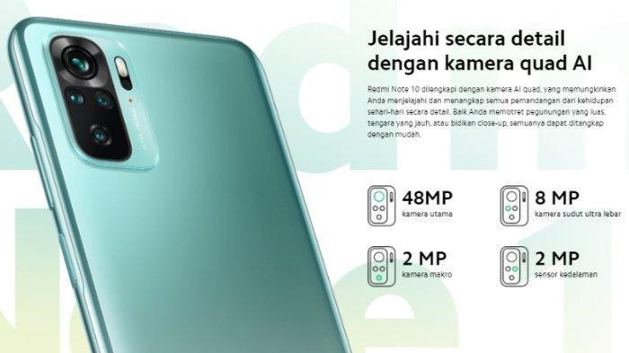 Update Daftar Harga HP Xiaomi Bulan April 2021: Redmi Note 10 Rp 3,4 Jutaan, Redmi 9T Rp 1,9 Jutaan