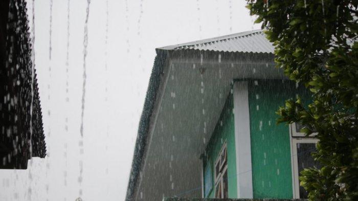 Prakiraan Cuaca Maluku Sabtu 3 April 2021, Kota Tual dan 4 Wilayah Lainnya Diprediksi Hujan Lebat
