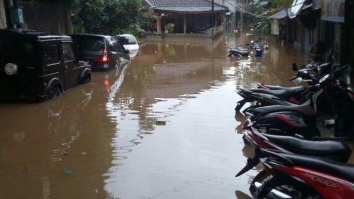 BPBD Sebut Banjir di Jakarta Disebabkan Tingginya Curah Hujan dan Luapan Kali Ciliwung