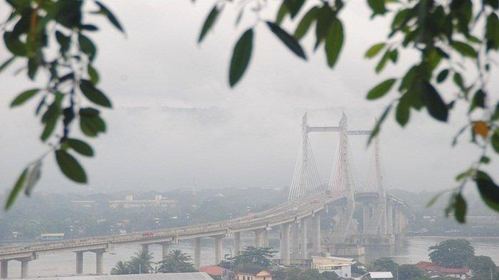 Prakiraan Cuaca Per 27 Maret 2021, Kota Ambon Diprediksi Hujan Ringan Hingga Sore Hari