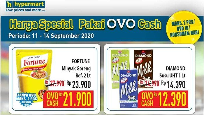 Katalog Promo JSM Hypermart Berlaku 11-14 September 2020, Belanja Murah di Akhir Pekan