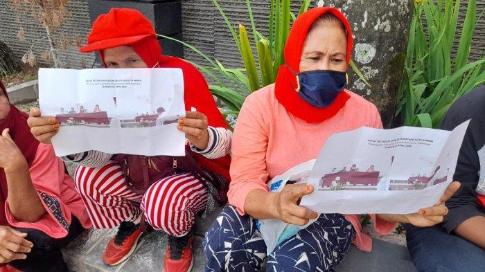 Pengungsi Kebakaran Ongkoliong; Bentar Lagi Ramadhan, Kami Masih Tempati Tenda Bocor