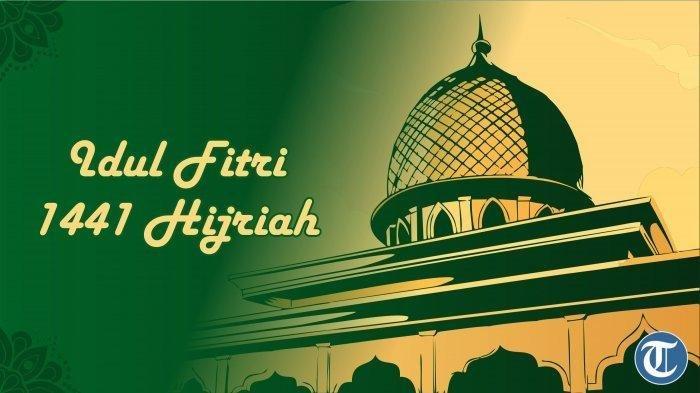 Begini Cara Jawab Ucapan Taqabbalallahu Minna wa Minkum dan Minal 'Aidin wal Faizin saat Idul Fitri