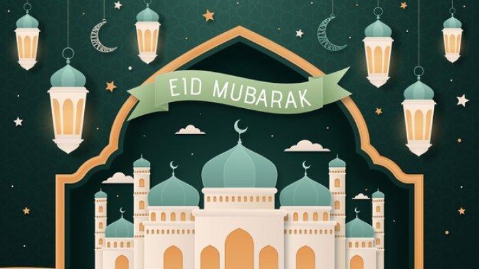 Kumpulan Ucapan Selamat Idul Fitri 1442 H, Cocok Dikirim ke Keluarga dan Sahabat