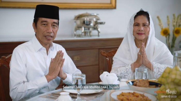 10 Ucapan Selamat Idul Fitri dari Para Tokoh Nasional, Jokowi, Ma'ruf Amin hingga Sandiaga Uno