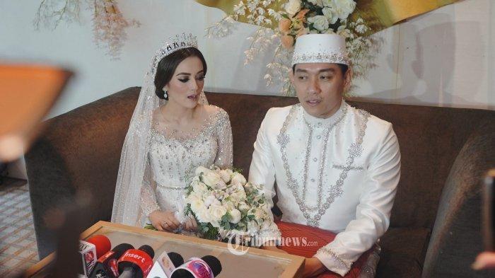 Ayah Dylan Sahara Jadi Saksi Pernikahan Ifan Seventeen dan Citra Monica