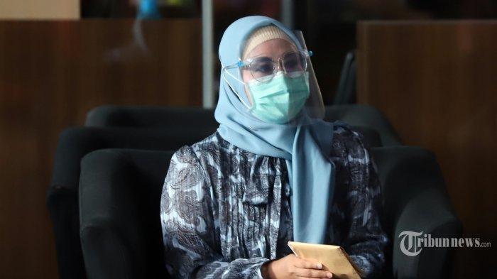 Istri Edhy Prabowo Diperiksa KPK Selama 7 Jam