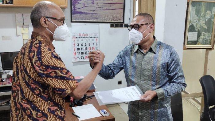 Setelah 51 Tahun Berdiri, Elsama Pieter Mual Pimpin IKLS Jabodetabek, Ini Komitmennya