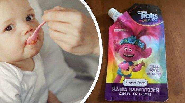 Seorang Bayi Dilarikan ke Rumah Sakit setelah Diberi Makan Hand Sanitizer, Dikira Bubur
