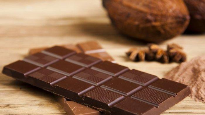 Ilustrasi cokelat