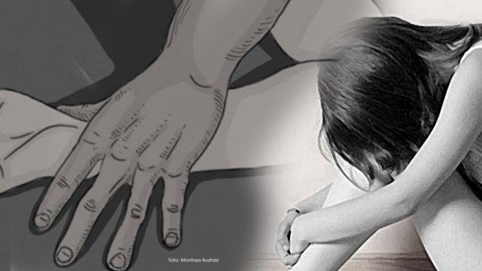Gadis 14 Tahun Diperkosa 4 Pria, Korban Dicekoki Pil Anjing Gila, 2 Pelaku Ayah dan Anak