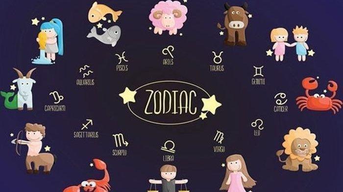 Ilustrasi Ramalan Zodiak untuk besok