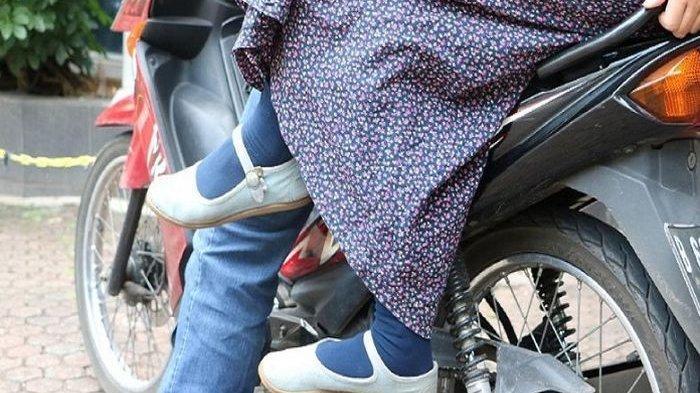 Wanita Paruh Baya Tewas setelah Menumpang Sepeda Motor, Kebaya yang Dipakai Tersangkut Rantai