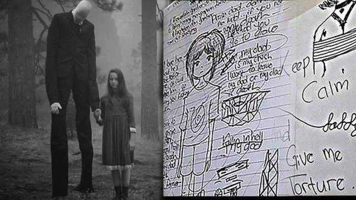 Remaja Pembunuh Bocah yang Kini Hamil Idolakan Slender Man, Ini 3 Kasus Terinspirasi si Tokoh Horror