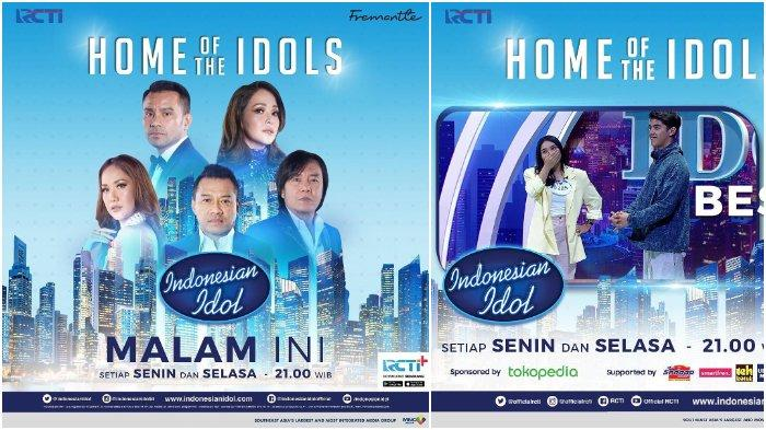 Acara TV Hari Ini Senin 7 Oktober 2019: Tayang Perdana Indonesian Idol 2019 di RCTI