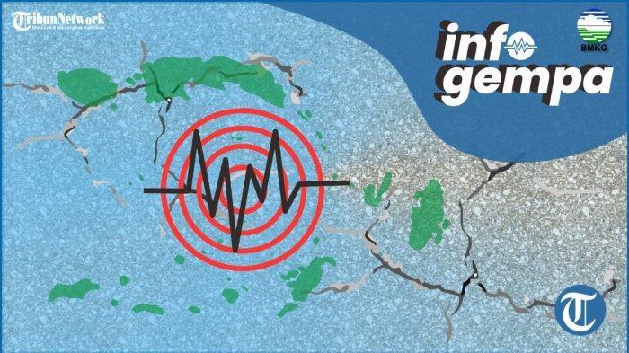 BMKG Catat Dua Gempa Susulan Dirasakan Usai Gempa Magnitudo 5,4 di Tepa, Maluku Barat Daya