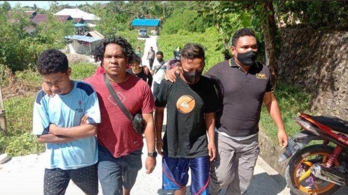Pembunuhan Mahasiswa Unpatti di JMP Ambon, Polisi Tetapkan 6 Tersangka dan Periksa 9 Saksi