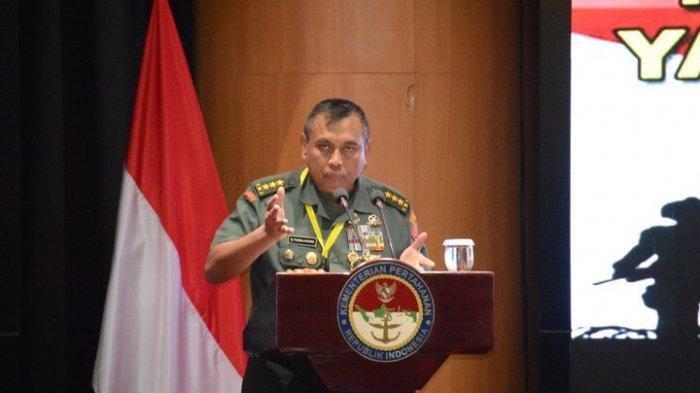 Kini jadi Wakil Komisaris Utama Asabri, Ini Profil Letjen TNI Ida Bagus Purwalaksana
