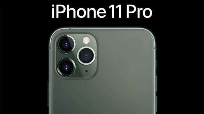 Daftar Harga Terbaru HP iPhone Maret 2021: iPhone11 Pro Dibanderol Mulai Rp 16 Jutaan