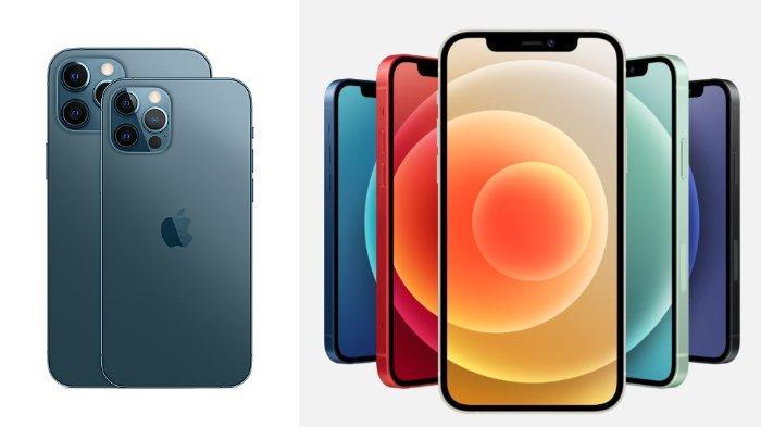 Daftar Harga HP iPhone Terbaru Bulan Maret 2021, iPhone 12 Mini Mulai Rp 12 Jutaan
