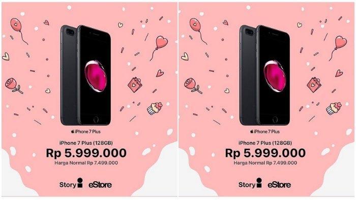 Daftar Harga iPhone Terbaru Februari 2020: iPhone 7 Plus Rp 6 Juta, iPhone Xs Max Mulai Rp 14,9 Juta