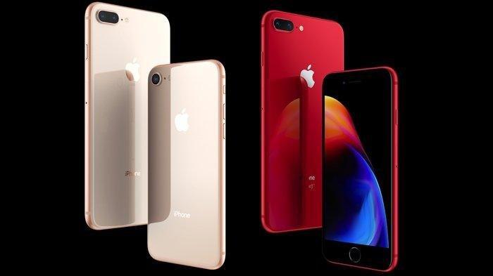 Daftar Harga HP iPhone Bulan Februari 2021: iPhone 8 Plus Dibanderol Mulai Rp 9,5 Jutaan