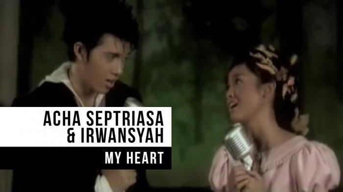 Chord Lagu My Heart - Irwansyah ft Acha Septriasa, Kunci Gitar Mulai dari Am