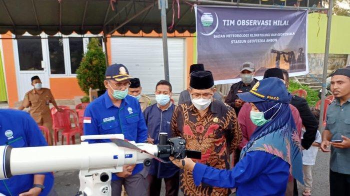 Kementerian Agama Maluku Himbau Masyarakat Tidak Konvoi Malam Takbiran