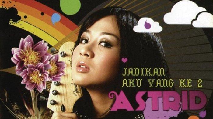 Chord Gitar dan Lirik Lagu Jadikan Aku yang Kedua - Astrid, Lengkap dengan Link Download MP3