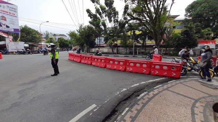 Dishub Ambon Pastikan Tidak Ada Parkir Liar di Jalan Pattimura dan Rijali