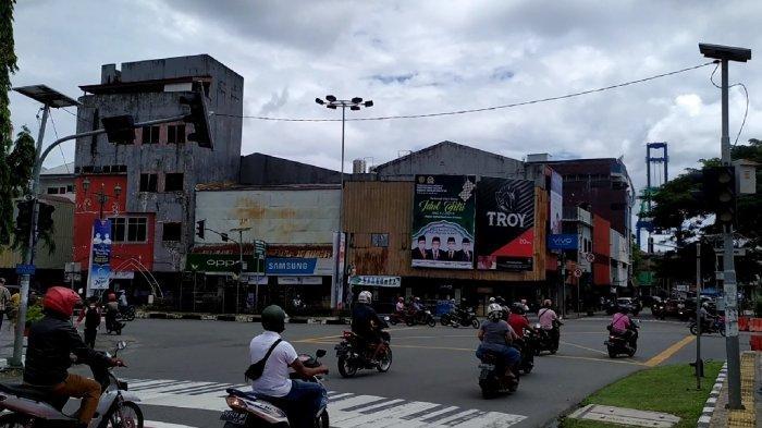 Malam Ini, Traffic Light di Jalanan Kota Ambon Diperbaiki