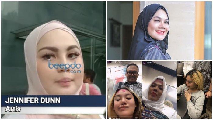 Jennifer Dunn Tanggapi Pertemuan Sarita dan Faisal Harris saat Temani Shafa di Rumah Sakit