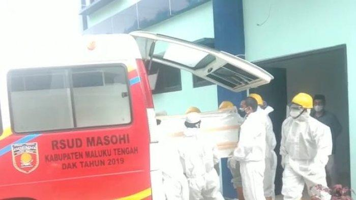 Istri Kepala Inspektorat Maluku Tengah Meninggal Terpapar Covid-19