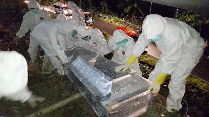 UPDATE 7 Juli: Tiga Pasien Covid-19 di Maluku Dilaporkan Meninggal Dunia, Dua di Antaranya Lansia