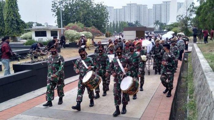 Proses Pemakaman Jakob Oetama Dilakukan secara Militer, Jusuf Kalla sebagai Inspektur