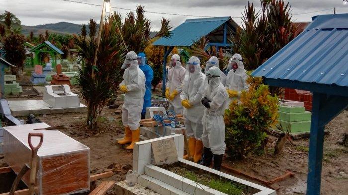 Satu Lagi Pasien Meninggal Dunia Akibat Covid-19 di RSU Namlea-Pulau Buru